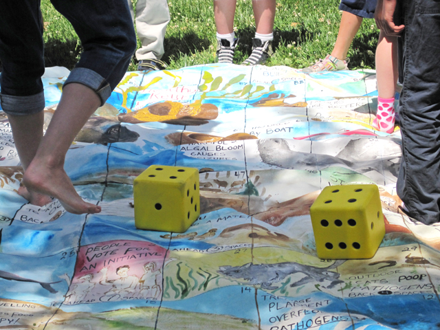 Kids' Sea Otter and Marine Mammal Game