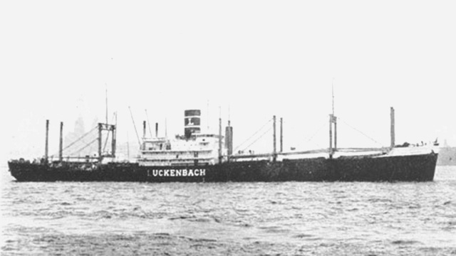 The Luckenbach Oil Spill and Sea Otters