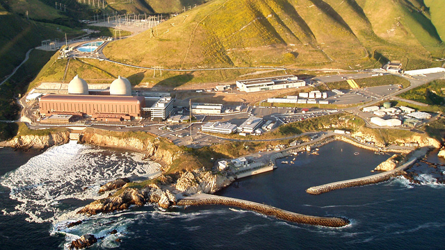 Diablo Canyon Power Plant Seismic Survey